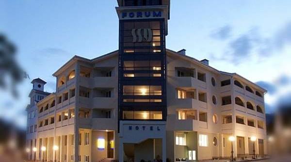 Гостиница Форум, Судак