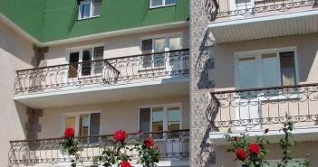Гостиница Пальмира, Феодосия