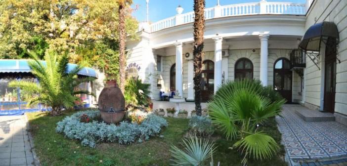 Отель Ротонда, фото