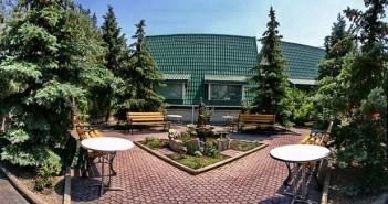 Гостиница Бельбек, Любимовка