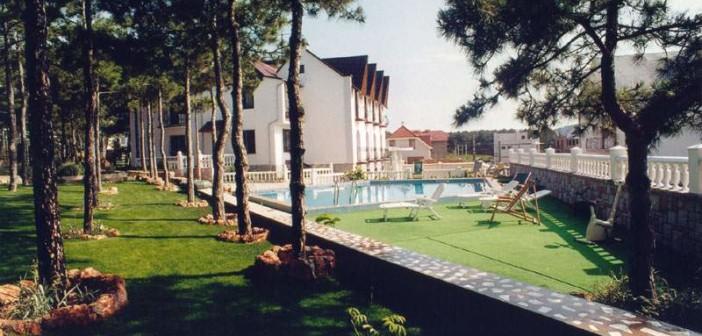 Гостиница Сосновый рай, Севастополь