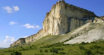Ак-Кая (Белая скала)