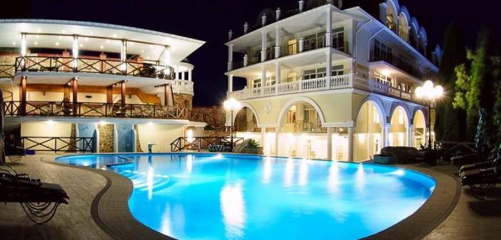 Отель Александрия, фото