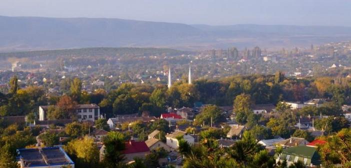 Отдых в Белогорске