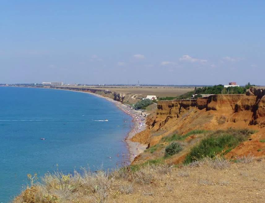 Бахчисарайский район береговое пляжи 72