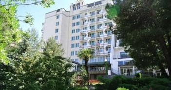 Санаторий Черноморье, Ялта