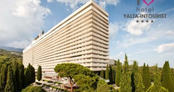 Гостиница Ялта-Интурист, Ялта