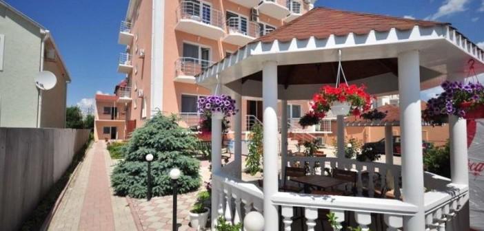 Гостиницы Феодосии