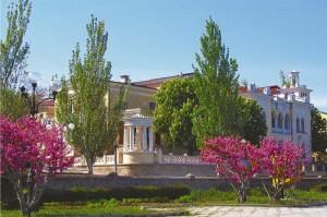 Санатории Феодосии