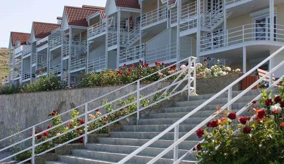 Гостиница Катран, фото