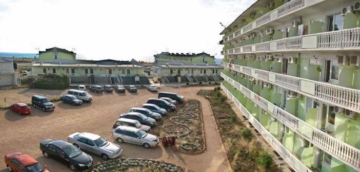 Гостиница Любоморье, Севастополь