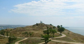 Гора Митридат, Керчь