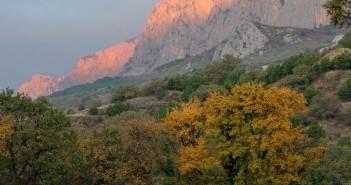 Погода Крыма в сентбяре