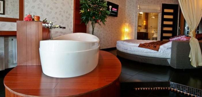 Гостиница X.O.Hotel, Утес