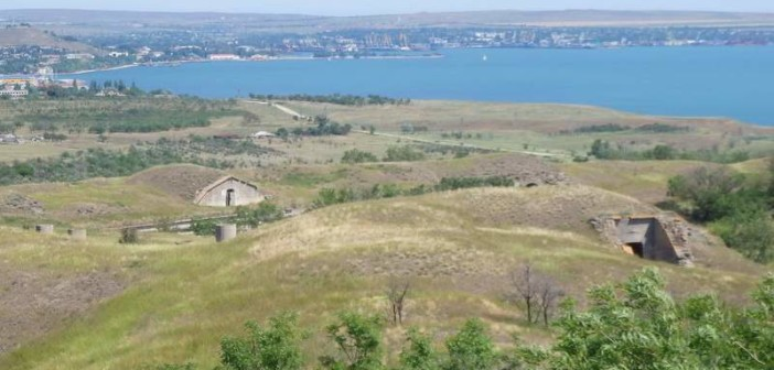 Крепость Керчь, фото