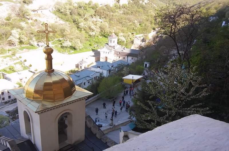 Свято-Успенский монастырь, фото