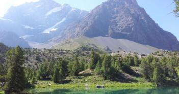 Таджикистан. Фанские горы
