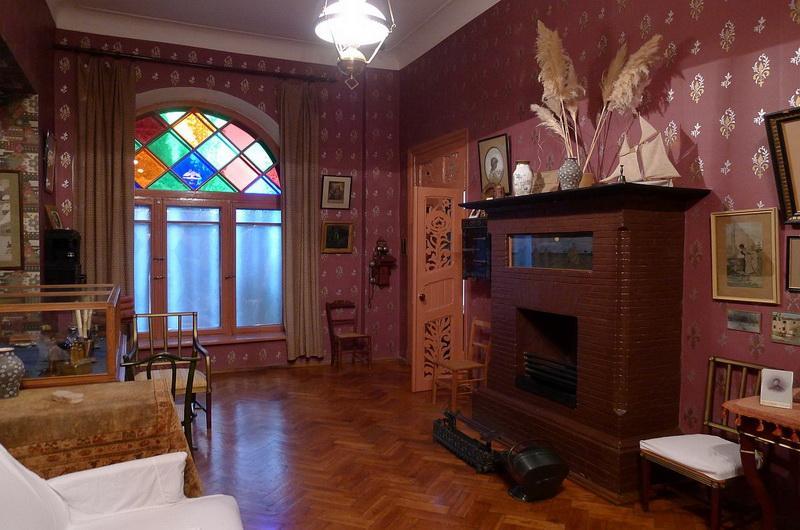 Кабинет писателя. Дом-музей Чехова