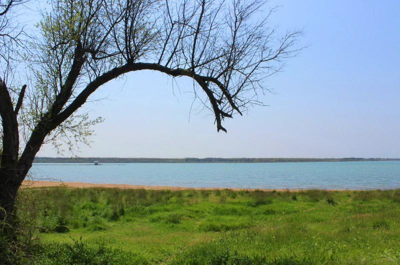 Саки. Сакское озеро