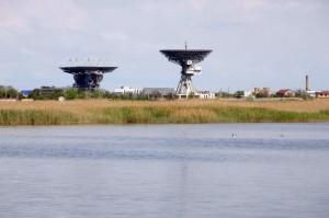 Системы дальней космической связи в Заозёрном