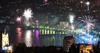 Ялта, Новый год