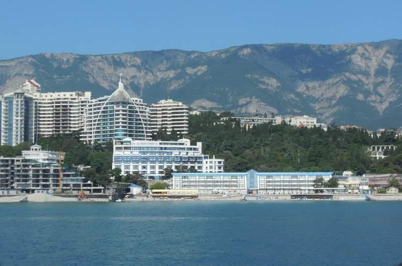 Недвижимость Крыма. Ялта