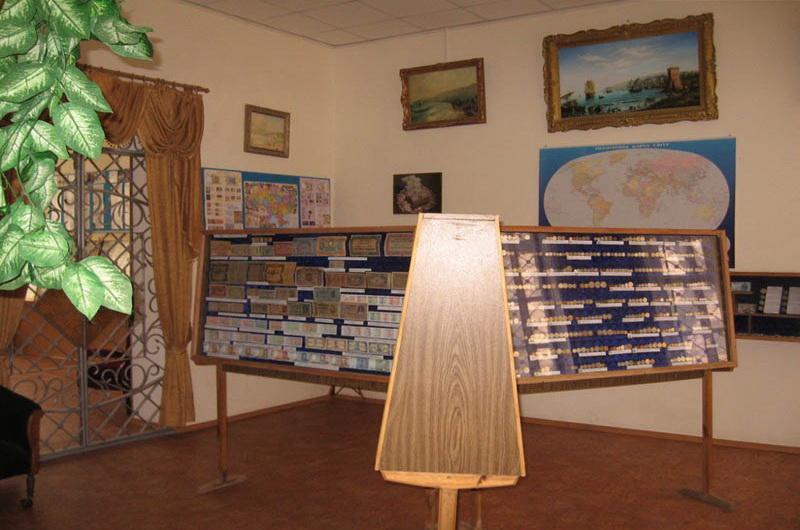 Феодосия, Музей Денег
