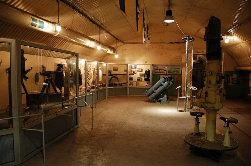 крым музей подводных лодок