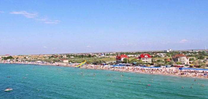 Отдых в Черноморском