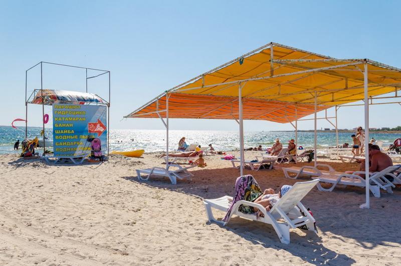 Межводное отдых фото пляж