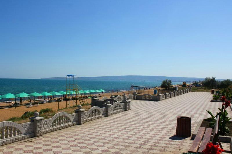 Отдых в Береговом