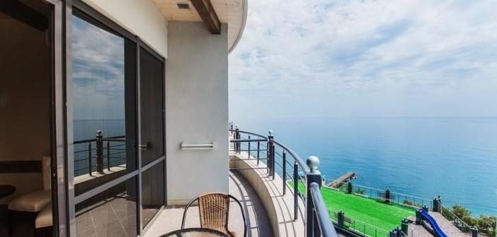 Новые отели Алушты