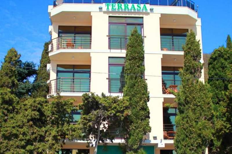 Отель Терраса, Алушта