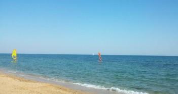 Азовское побережье Крыма