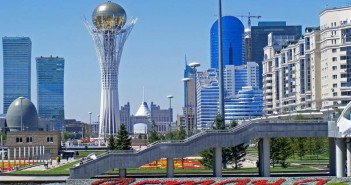 Башня Байтерек, Казахстан