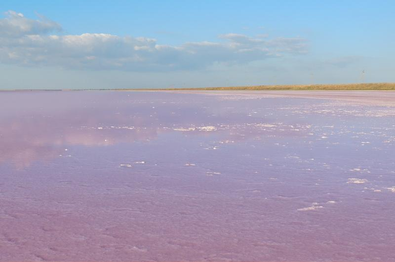 Евпатория. Озеро Сасык-Сиваш
