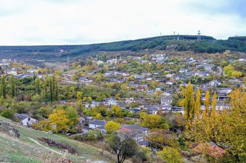 Бахчисарай, Старый город