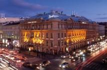 Отели Санкт-Петербурга