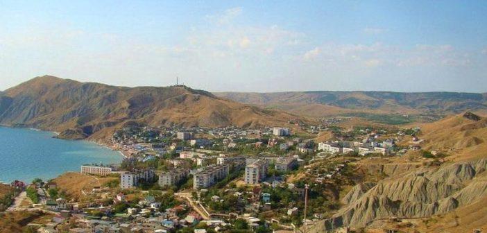 Орджоникидзе, Крым