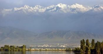 Бишкек, фото Трахтенберг Михаил