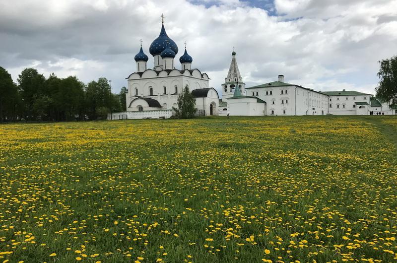 Суздаль, Кремль