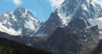 Альпинизм в Кавказских горах