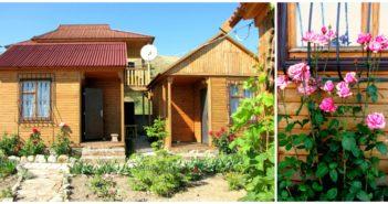 Номера для отдыха в частном секторе посёлка Курортное