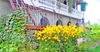Частное домовладение с комфортными номерами