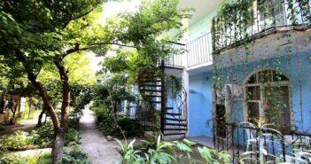 Гостевой дом Зеленый дворик
