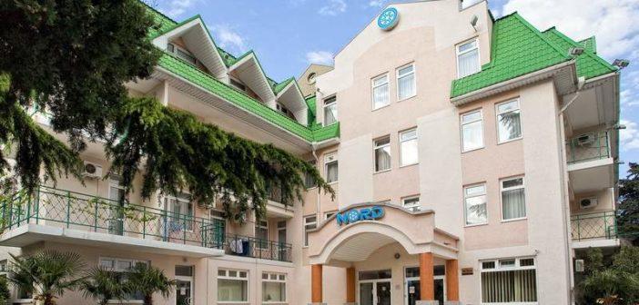 Отель Норд, Партенит