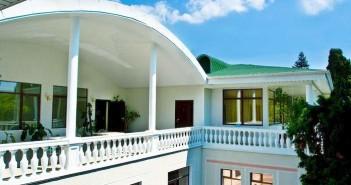 Гостиница Славянский Альянс, Ялта