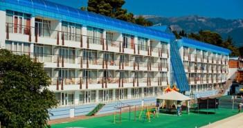 Отель Левант, Ялта