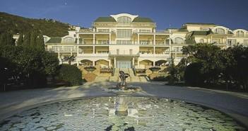 Отель Пальмира-Палас, Ялта
