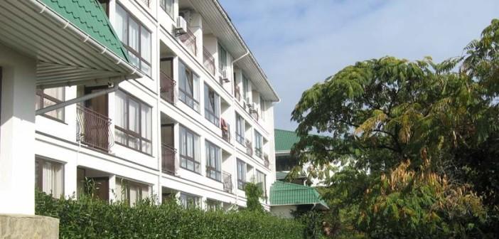 Отель Сказка, Алушта